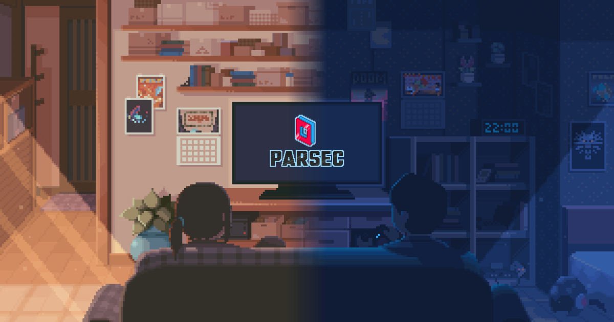 Game, Work, and Play Together From Anywhere | Parsec